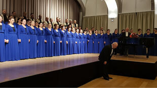 En novembre 2019, le directeur du Chœur national académique d'Arménie avec ses 83 chanteurs a donné un concert en hommage à la Maison qui l'a accueilli, il y a presque 70 ans.