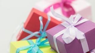 gratuit = cadeau !