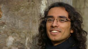 Parimal, un joven nepalés.