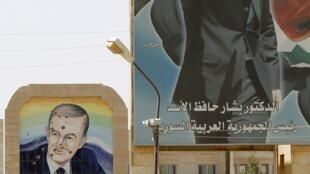 Segundo Alfredo Valladão,  as grandes potências e os governos vizinhos já estão pensando no futuro da Síria sem Bashar (na foto ao alto).