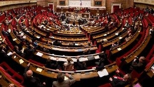 French lower house of parliament