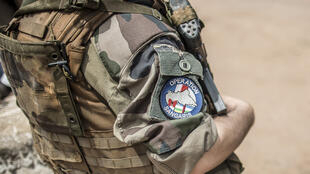 A soldier in France's Sangaris operation in the Central African Republic