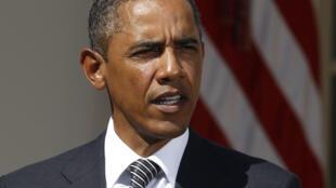 باراک اوباما، رئیس جمهوری ایالات متحده آمریکا