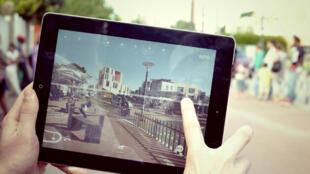Tableta digital como instrumento de ayuda al urbanismo colaborativo