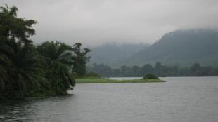 Lake Volta, Ghana