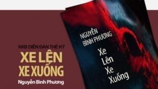 Bìa tiểu thuyết Xe lên xe xuống của Nguyễn Bình Phương