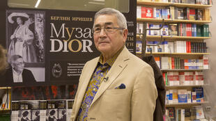 Автор книги «Муза Dior. История Аллы Ильчун» Берлин Иришев