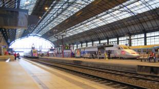 Bordeaux Saint-Jean train station