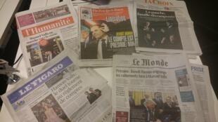 Diários franceses 24.01.2017