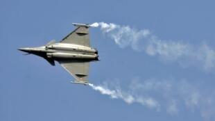 Dassault Avation's Rafale fighter jet