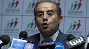 Mahmoud Jibril, head of the National Forces Alliance