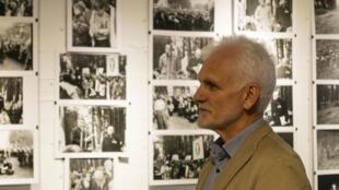 Алесь Беляцкий, глава правозащитного центра «Вясна», вице-президент Международной федерации прав человека