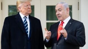 فیگارو: طرح صلح دونالد ترامپ، توافقی میان آمریکا و اسرائیل  - تصویر آرشیوی