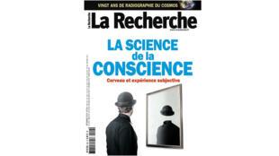 Couverture - La Recherche - La science de la conscience.
