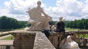 Vaux-le-Vicomte (France).