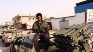 Gwamnati biyu ke tafiyar da Libya