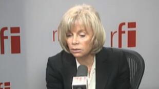French Socialist MP Élisabeth Guigou