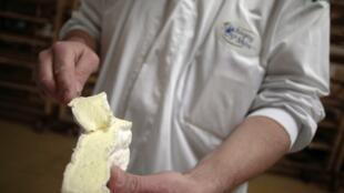 Camembert francés (foto de ilustración).