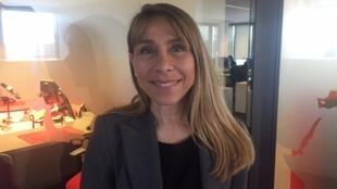 A diretora da Fundação Casa do Brasil, Leda Guillemette