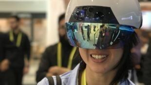 Le casque de la marque Display Port pour voir la vie autrement !