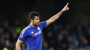 Diego Costa's goals helped fire Chelsea to two league titles in three years.