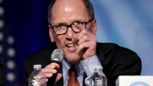 Lãnh đạo đảng Dân Chủ Mỹ, Tom Perez, hôm thứ Năm 06/02/2020 kêu gọi kiểm lại phiếu bầu cuộc bầu cử sơ bộ.
