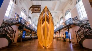 Le nouvel espace du musée océanographique de Monaco et sa scénographie immersive redonne vie aux plus grandes expéditions du Prince Albert 1er.