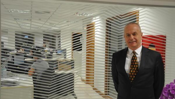 Luis Roberto Antonik, diretor-geral da ABERT.