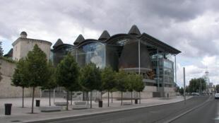 Bordeaux's courthouse
