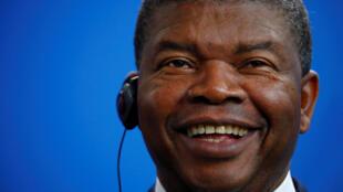 João Lourenço, presidente de Angola. Berlim, 22/08/18
