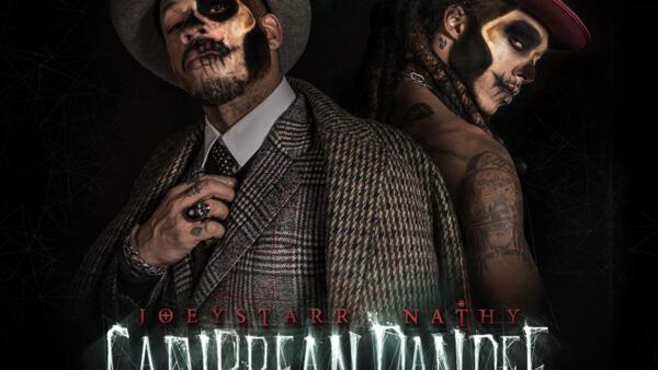 L'album «Caribbean Dandee» de JoeyStarr et Nathy Boss.