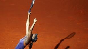Мария Шарапова, победа в Мадриде, 11 мая 2014 года