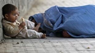 افغانستان با خطر گرسنگی بیسابقه روبرو است