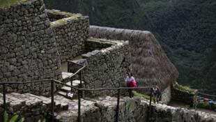 Machu Picchu, la fameuse citadelle reste ouverte aux visites pendant la durée des travaux.