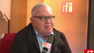 Gérard Filoche, membre du bureau national du PS, militant syndical.