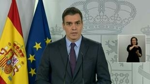 Coronavirus: Spain to extend lockdown until April 25th (Prime Minister)