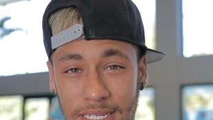 Jogador brasileiro Neymar.