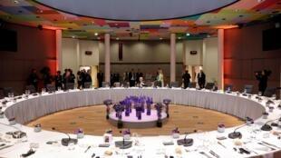 Lãnh đạo Châu Âu họp bàn về lãnh đạo sắp tới của Liên Hiệp, ngày 30/06/2019, tại Bruxelles.