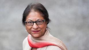 عاصمه جهانگیر، حقوقدان و کارشناس سازمان ملل در امور حقوق بشر