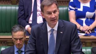 Ngoại trưởng Anh Jeremy Hunt thông báo trước Nghị Viện ngày 22/07/2019 muốn cùng châu Âu bảo đảm an ninh ở vùng Vịnh.