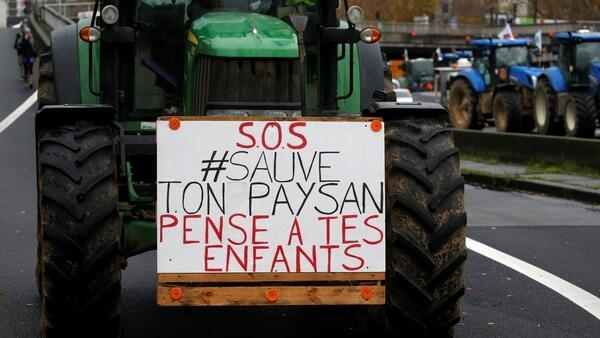 """""""Save your farmer, think of your children"""""""