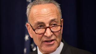 Democratic senator Chuck Schumer