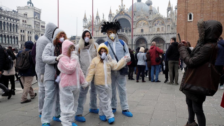 Invité de la mi-journée - Coronavirus en Italie: «les symptômes sont variables et les tests ne sont pas suffisamment sensibles»