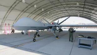 Un drone américain Reaper MQ-9 à l'inspection. Au Pakistan comme au Yémen ou encore en Irak, les avions sans pilotes jouent un rôle crucial de surveillance et de frappes ciblées.