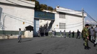 Les deux chercheurs français, Fariba Adelkhah et Roland Marchal sont toujours incarcérés dans la prison d'Evin, située au nord de Téhéran.