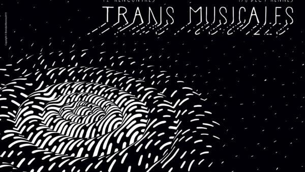 L'affiche des 41e Rencontres Trans Musicales de Rennes.
