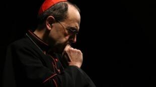 Lyon's Cardinal Philippe Barbarin