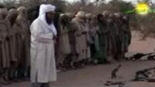 Islamist group Ansar Dine and its leader Iyad Ag Ghali