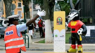 Cabinda, mascote do CAN 2010