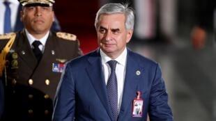 Рауль Хаджимба отказался участвовать во внеочередных президентских выборах, назначенных на 22 марта 2020 года.
